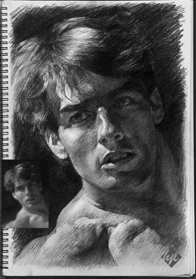 Tom Cruise por jasonhyl